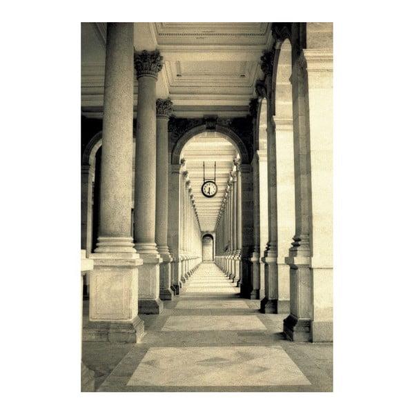 Veľkoformátová tapeta Kolonáda v Ríme, 158x232 cm