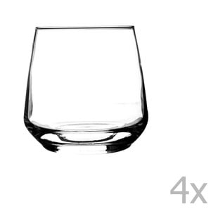 Sada 4 pohárov Nova Mixers, 310 ml
