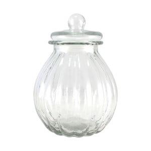 Dóza Glass Ström, 27,5x19 cm