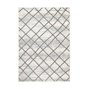 Svetlosivý koberec Hanse Home Rhombe, 70×140cm