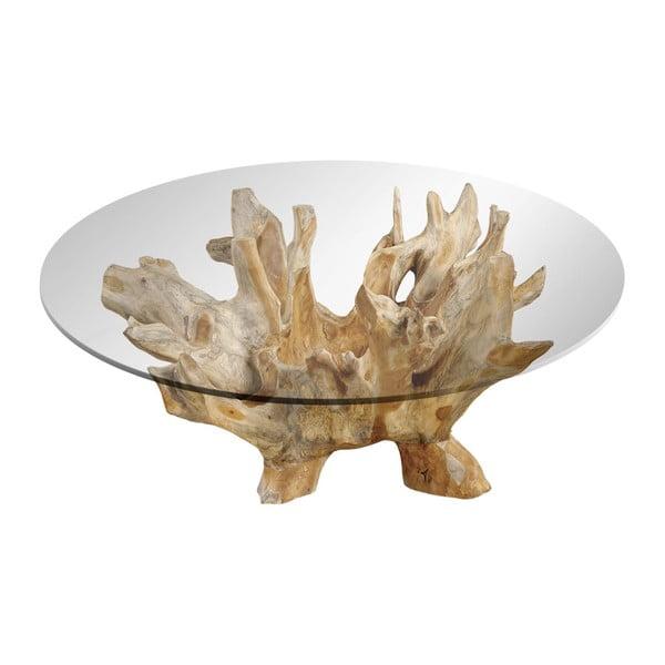 Konferenčný stolík z teakového dreva House Nordic Amazonas