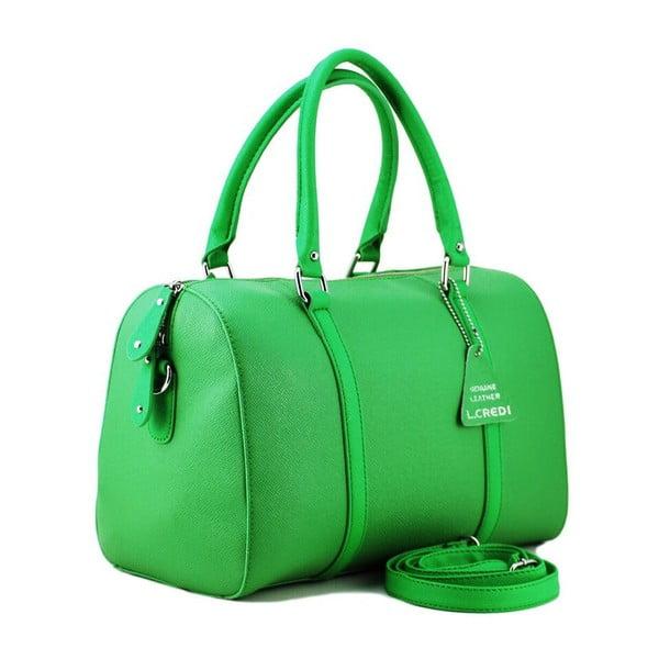 Kožená kabelka Sissi Green