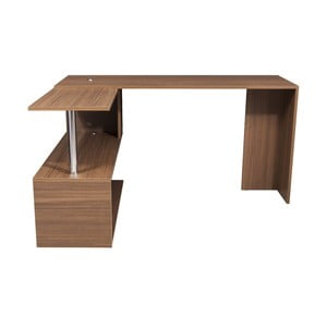 Pracovný stôl Gelincik Walnut