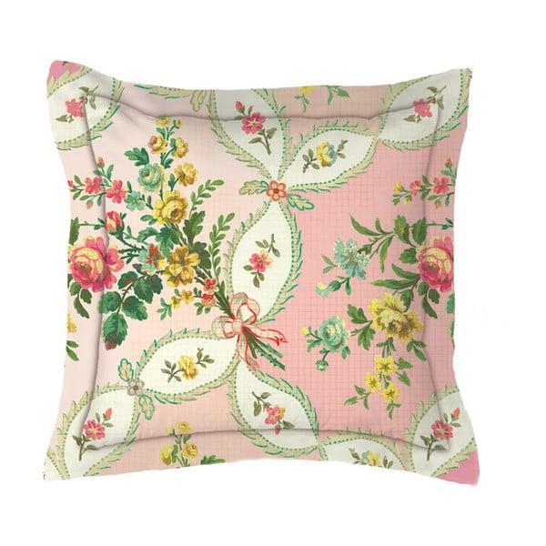 Vankúš La Fleur De Vie Pink, 45x45 cm