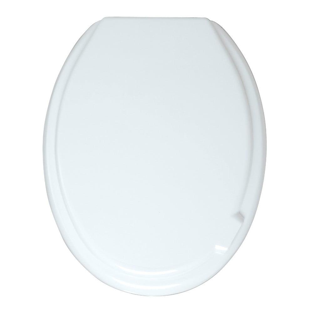 Biela WC doska Wenko Mop