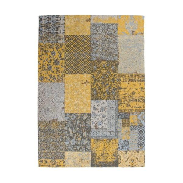 Koberec Jacquard Gold, 160x230 cm