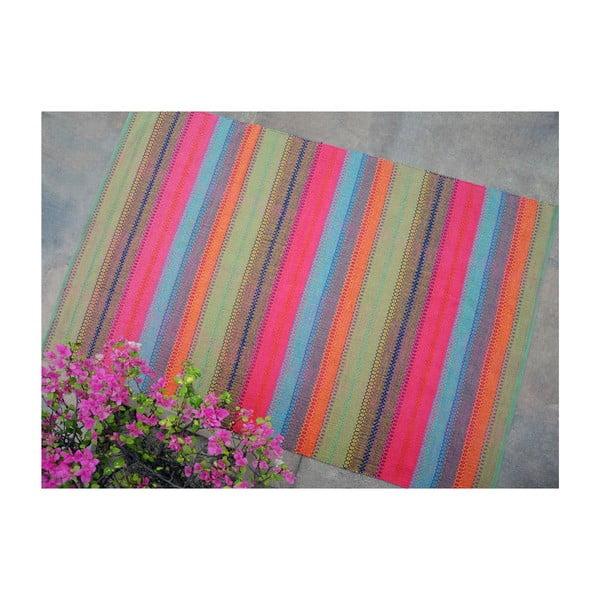 Bavlnený koberec York Multi, 160x230 cm