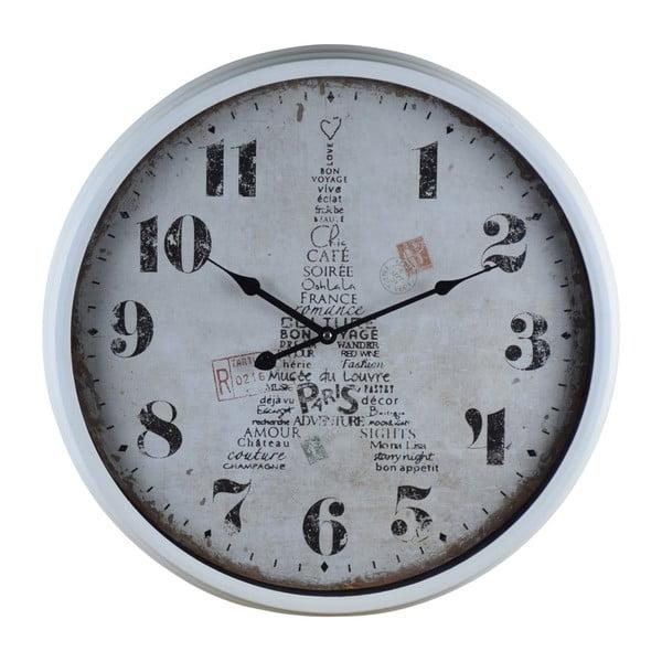 Nástenné hodiny Eiffel in Paris, 51 cm