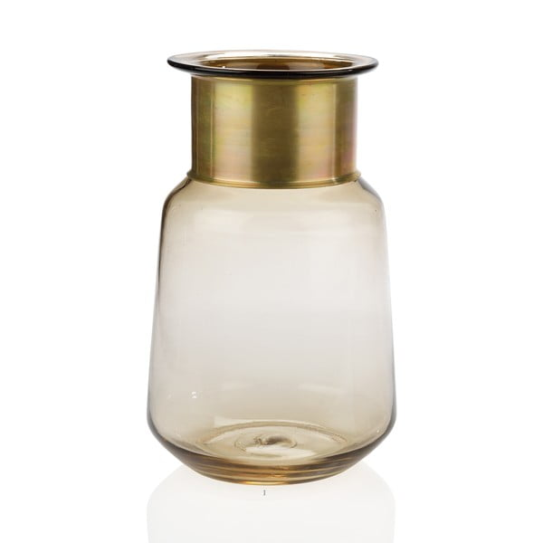 Dekoratívna váza Amber, veľká