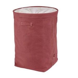 Kôš  na prádlo Tur Red, 45x60 cm