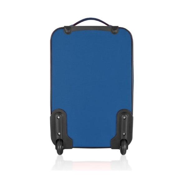 Cestovný kufor Classic Blue M