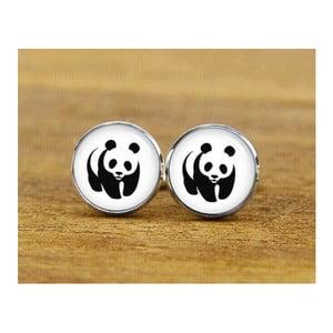 Sada 2 manžetových gombíkov Butoni de Camasa Panda