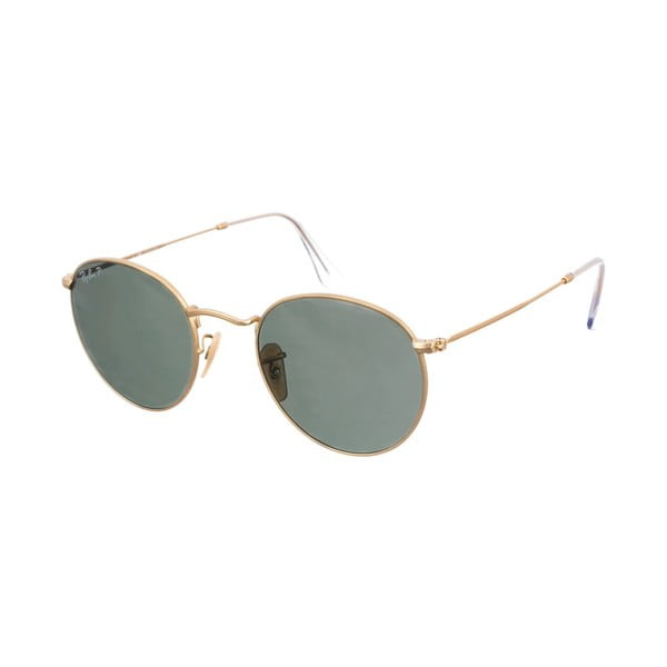 Slnečné okuliare Ray-Ban Round Metal Dorado Matte