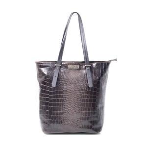 Kožená kabelka Irene, hnedá
