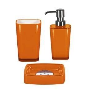 Kúpeľňový set Easy Orange