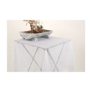 Obrus na stôl Jayden Violet, 145 × 145 cm
