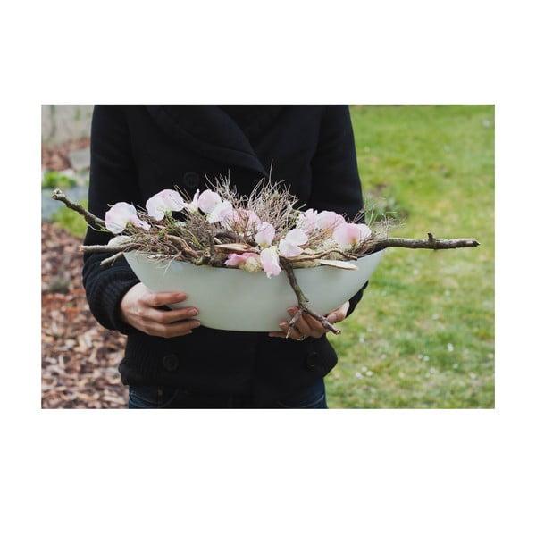 Kvetinová dekorácia od Aranžérie, hrachor - ružové kvety