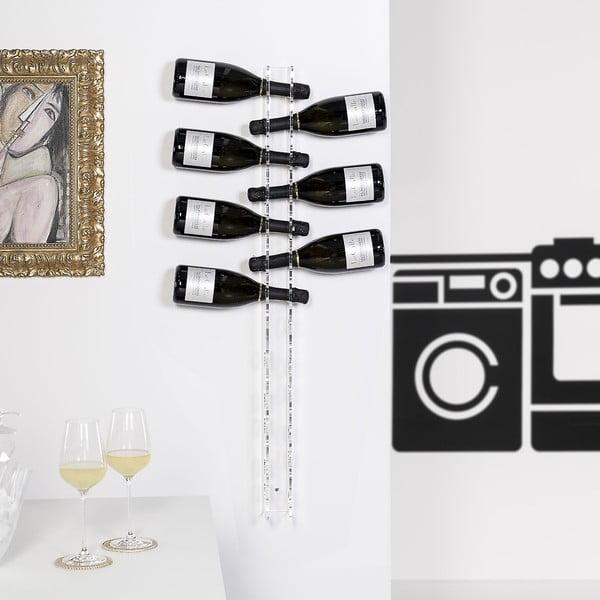 Stojan na fľaše od vína Bibenda Transparente