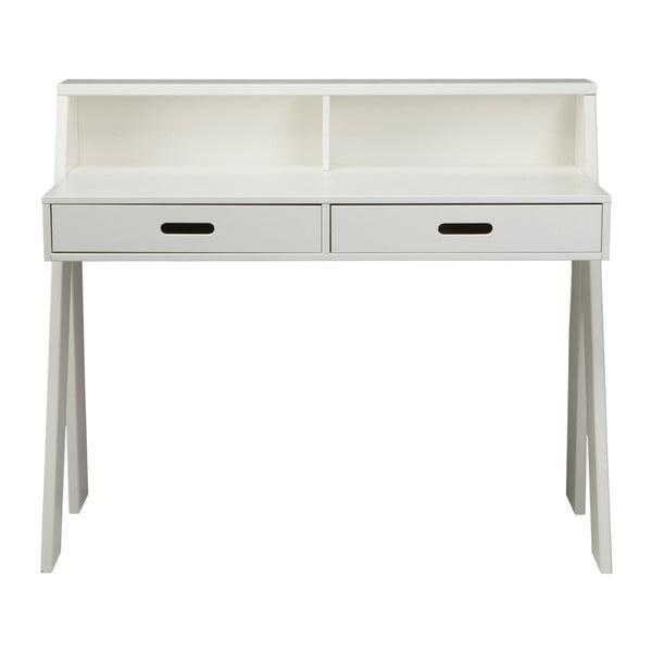 Pracovný stôl Max, biely