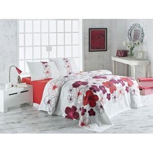 Prikrývka cez posteľ Pique Milena, 200x230 cm