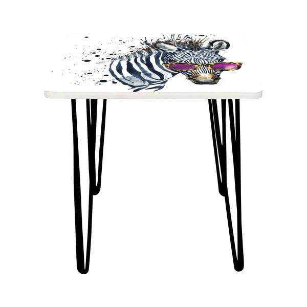 Stolík Cool Zebra