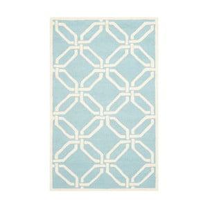 Vlnený koberec  Safavieh Mollie Pure, 91x152 cm