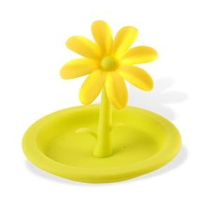Silikonové viečko na hrnčeky Flower
