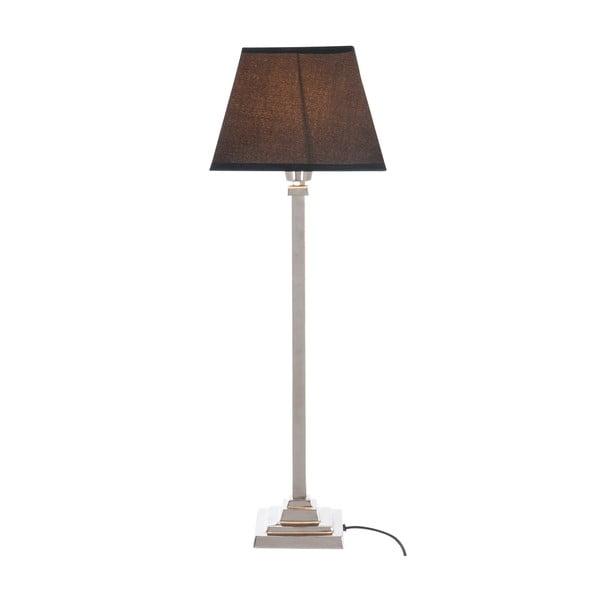 Stolová lampa Classic Silver, 48 cm