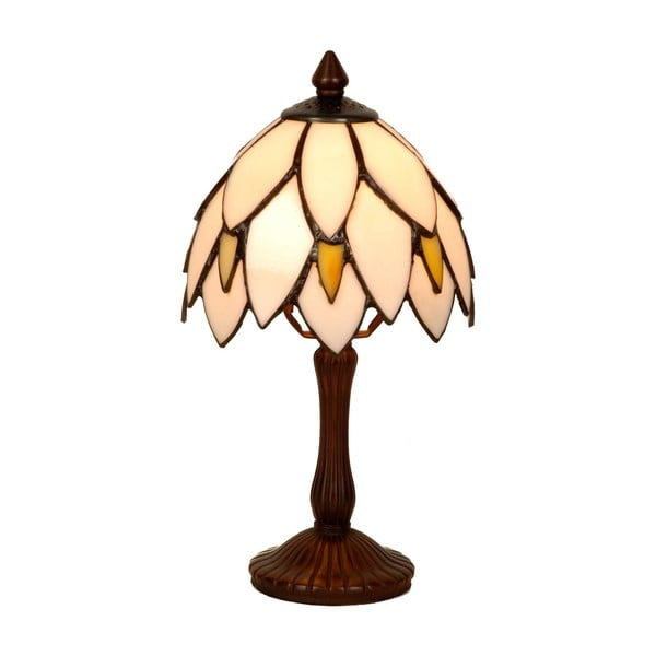 Tiffany stolová lampa Lilly