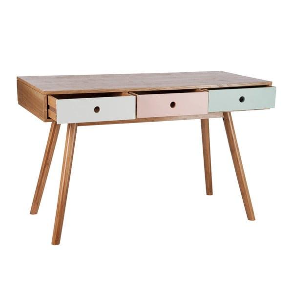 Odkladací/pracovný stôl Draw Vintage