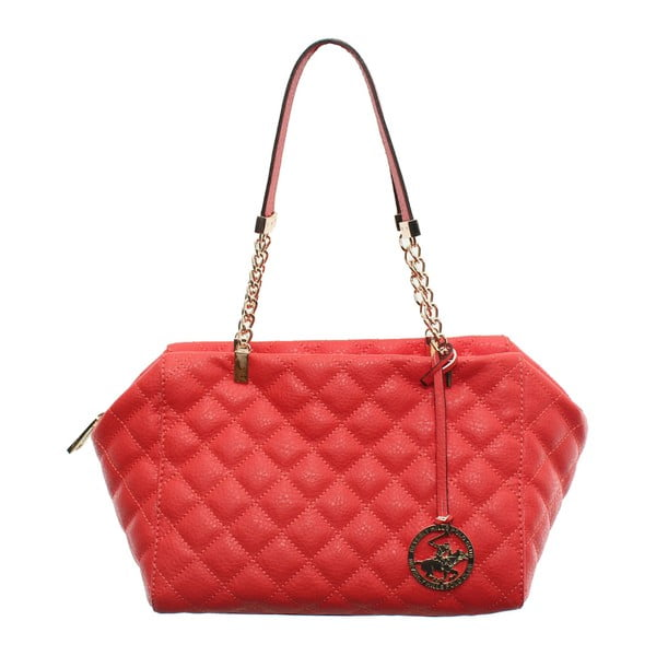 Kabelka Beverly Hills Polo Club 449 - Red