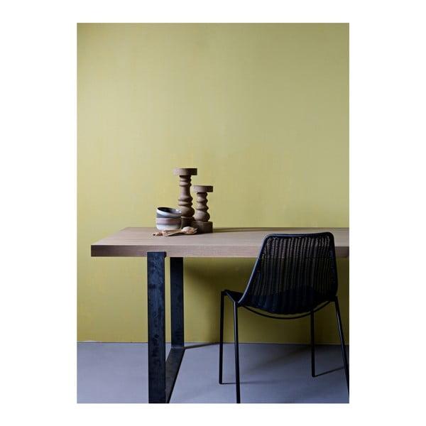 Jedálenský stôl s olejovanou doskou z dubového dreva WOOOD Jamie, 90×200cm