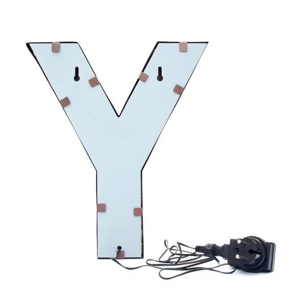 Dekoratívne osvetlenie Letter Y