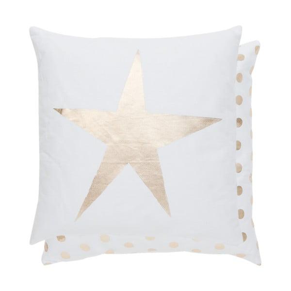 Obliečka na vankúš Gold Star, 40x40 cm