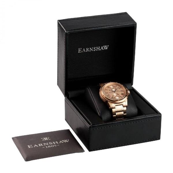 Pánske hodinky Thomas Earnshaw Rose Gold/Grey