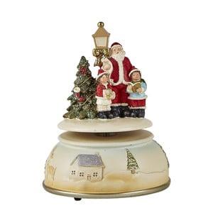 Vianočná hracia skrinka KJ Collection
