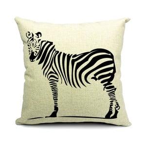 Obliečka na vankúš Dear Zebra, 45x45 cm