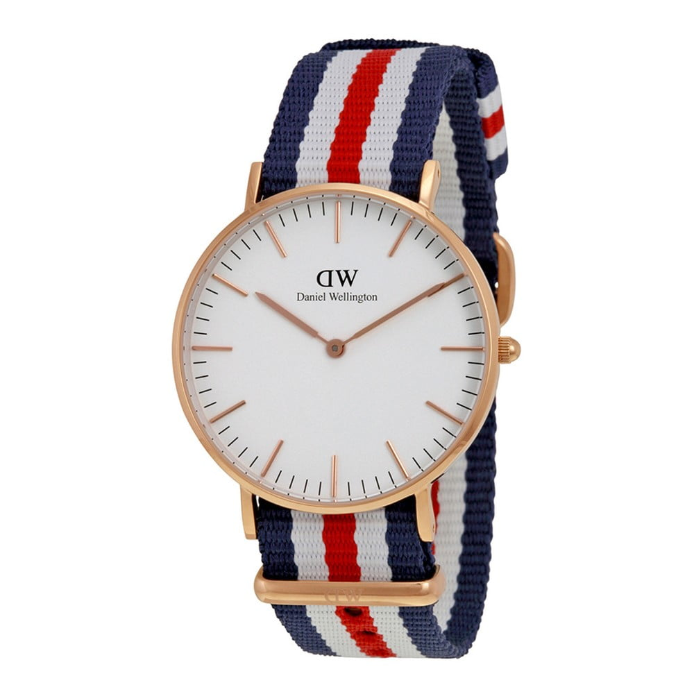 Hodinky Daniel Wellington Canterbury Rose, ⌀ 36 mm