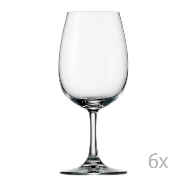 Set 6 pohárov Weinland Wine, 350ml