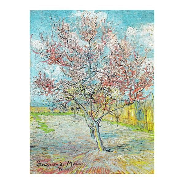 Obraz Vincenta van Gogha - Peach Blossoms, 60x80 cm