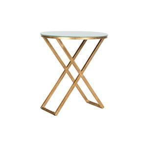 Odkladací stolík Riona, svetlá doska