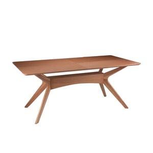 Jedálenský stôl vdekore dubového dreva sømcasa Helga, 180x95cm