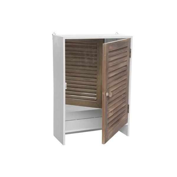 Drevená skrinka Wooden, 35x15x50 cm
