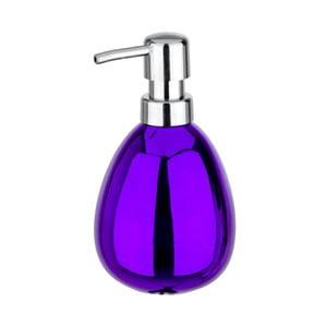 Dávkovač mydla Purple Metallic