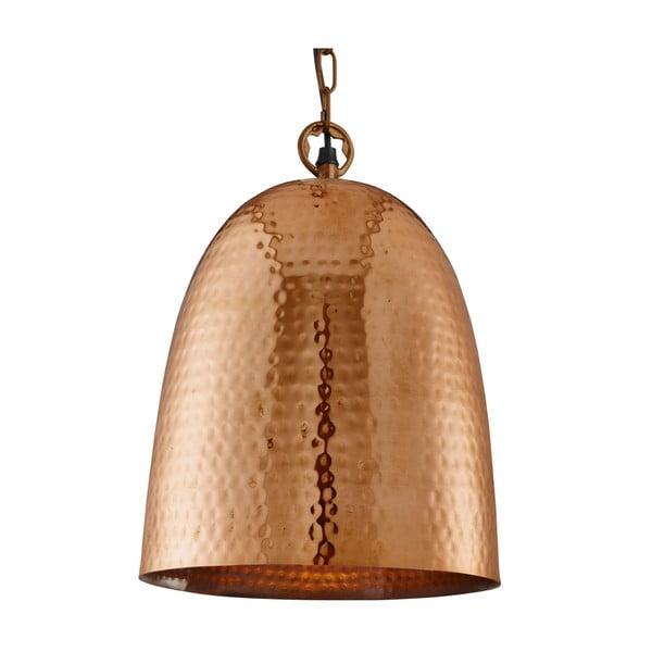 Stropné svetlo Copper Bell, medená