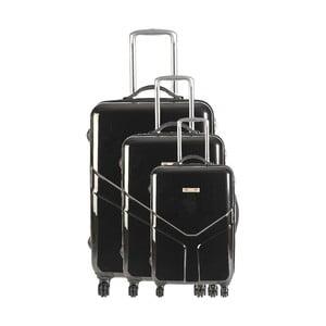 Set 3 cestovných kufrov Majestik Elegant
