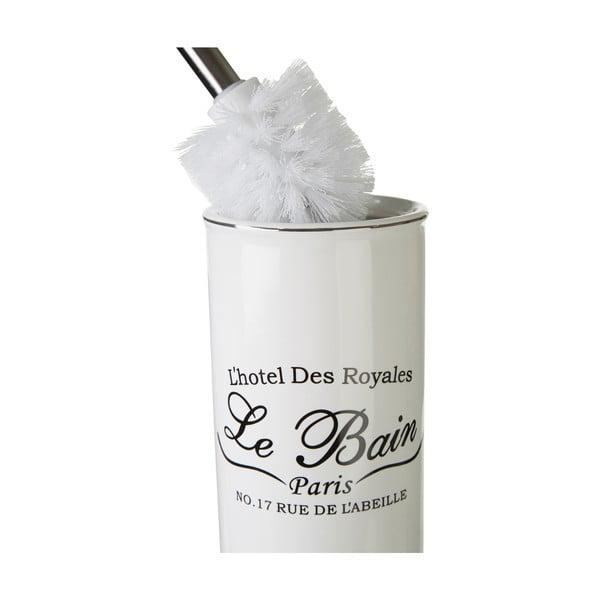 Toaletná kefa Le Bain White