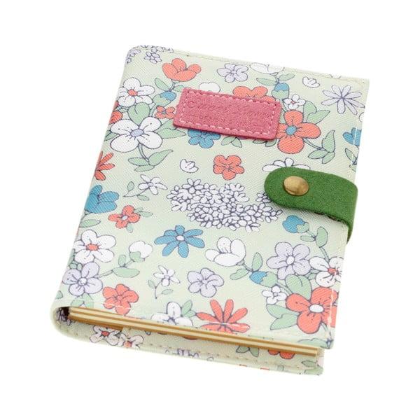 Zápisník Summer, zelený