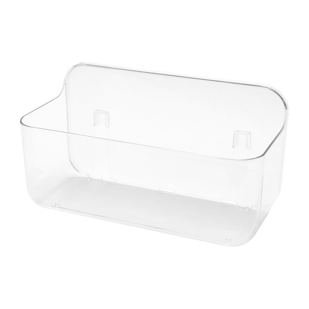 Nástenná polička Addis Invisifix Bathroom Caddy