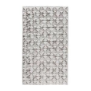 Kúpeľňová predložka Origami Cool Grey, 60x100 cm